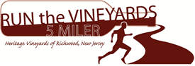 Run the Vineyards 5 Miler
