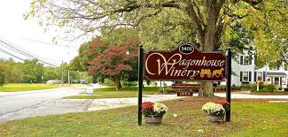 wagonhouse sign