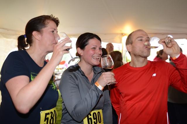 Run the Vineyard